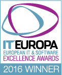 European IT and Software Excellence Awards Logo